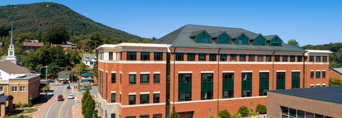 Reich College of Education building at App State